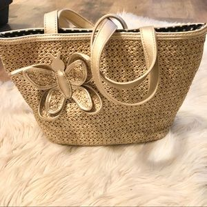 Bueno Summer Butterfly Tote